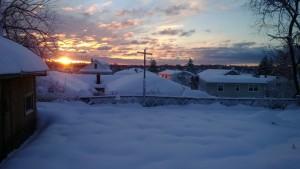Winter, 2014, Lodi NJ